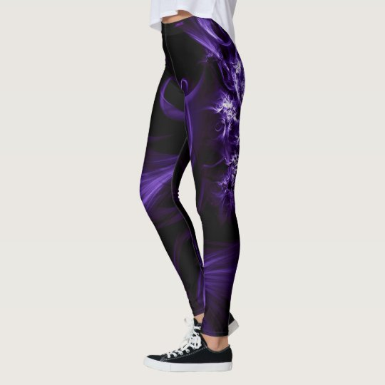Adore mystic purple leggings
