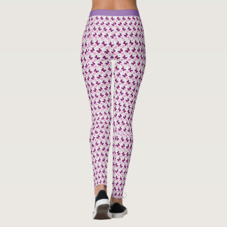Adore pastel butteryfly leggings