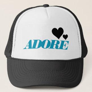 Adore Sapphire Hat