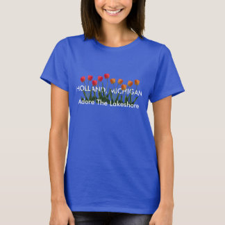 Adore The Lakeshore - Holland, Michigan T-Shirt
