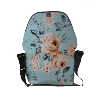 Adoring Flowers - Small Bag Messenger Bags