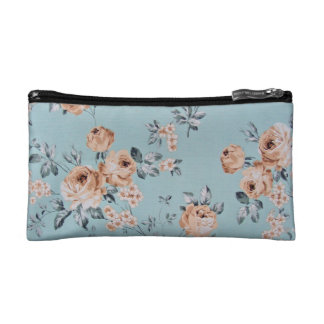 Adoring Flowers - Small Cosmetic Bag