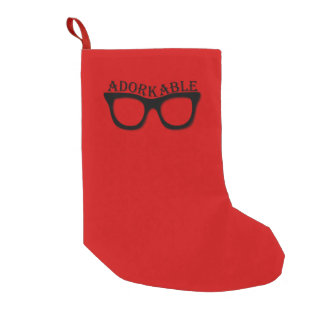 Adorkable - dork Christmas Stocking