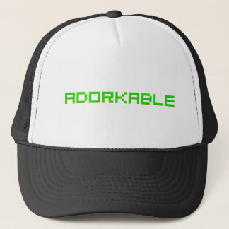 Adorkable Trucker Hat
