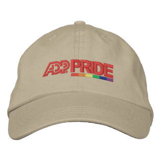 ADP Pride Adjustable Cap – Khaki