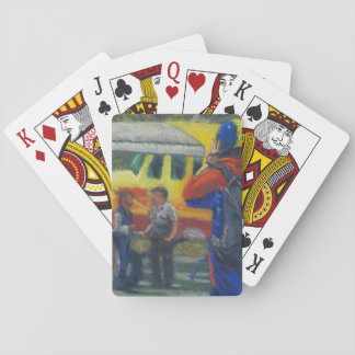 Adrenalin in sight playing cards
