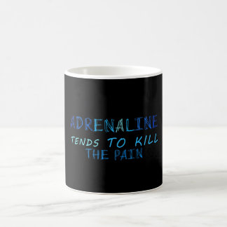 Adrenaline Coffee Mug
