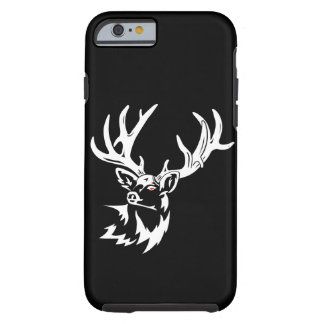 Adrenaline Muley black Tough iPhone 6 Case