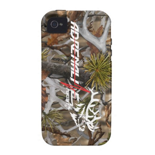 Adrenaline Pursuit Camouflage Elk Case iPhone 4/4S Covers