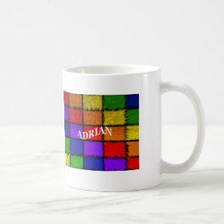 ADRIAN (male names) Coffee Mug