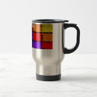 ADRIAN (male names) Travel Mug