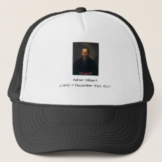 Adrian willaert trucker hat