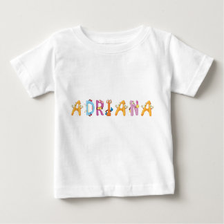 Adriana Baby T-Shirt