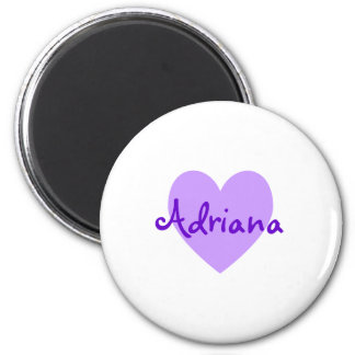Adriana in Purple Magnet