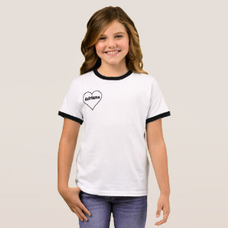 AdrianaM Heart T-shirt