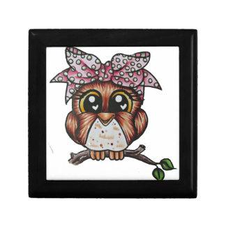 Adriana's Owl by Cheri Lyn Shull Gift Box