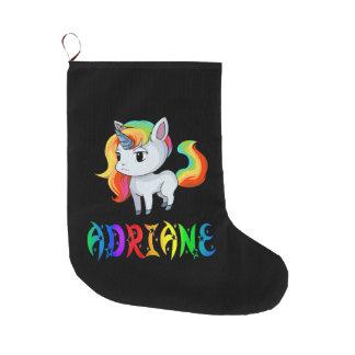 Adriane Unicorn Christmas Stocking