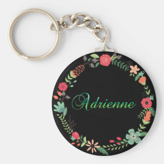 Adrienne 2 keychain