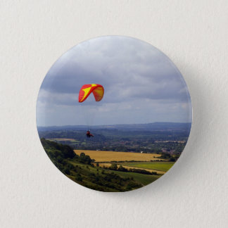Adrift on the Wind 2 Inch Round Button