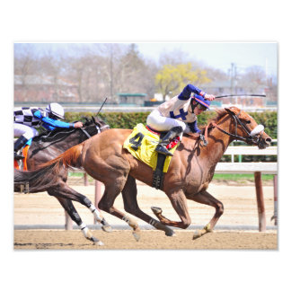 Adrift with Irad Ortiz Jr. Photo Print