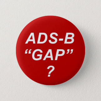 ADS-B 2 INCH ROUND BUTTON