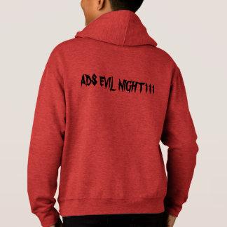 Ads Evil Night111 Simple hoodie