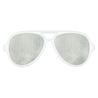 adult aviator party shades white customize