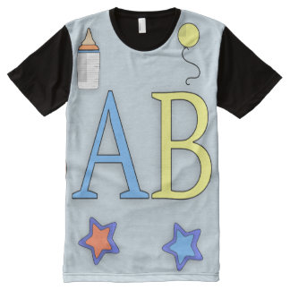 Adult Baby | Baby 4 Life All-Over-Print T-Shirt