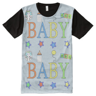 Adult Baby | Be Free | Be Baby | Baby4life All-Over-Print T-Shirt