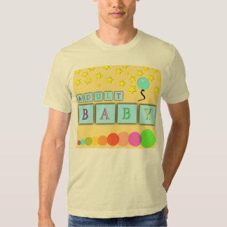 Adult Baby blocks/AB Tee/ABDL Fun Tee