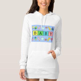 Adult Baby Hoodie Dress/ABDL/Sissybaby/Baby 4 Life