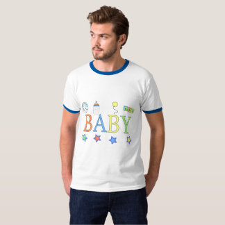 Adult Baby Ringer | Vintage style ABDL | Baby4life T-Shirt