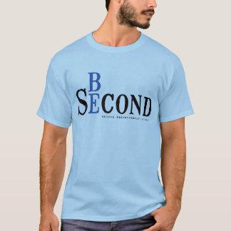 Adult blue shirt