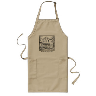 Adult Clay Apron