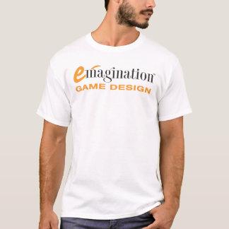 Adult Emagination Game Design T-Shirt