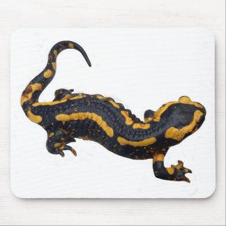 Adult Fire Salamander Mouse Mat