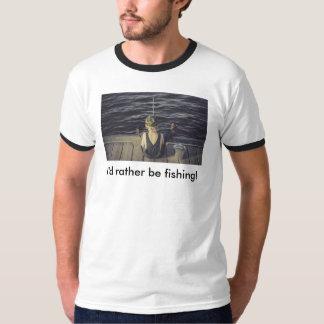 Adult Fishing T-shirt