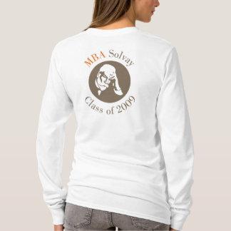 Adult hooded sweatshirt - MBA Solvay