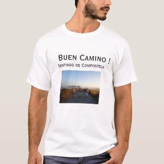 Adult t-shirt Santiago de Compostela