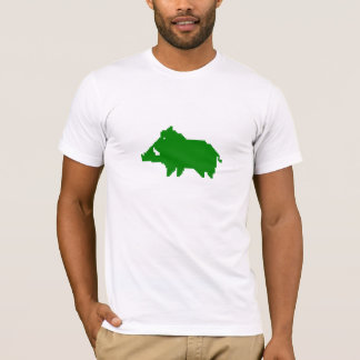Adult tee-shirt - Wild boar of the Ardennes T-Shirt