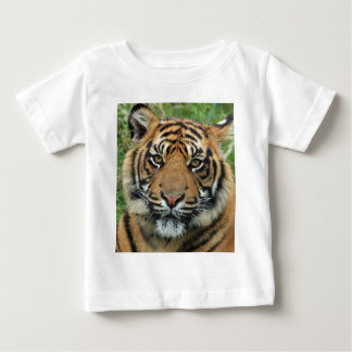 Adult Tiger Baby T-Shirt