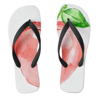 Adult, Wide Straps Flip Flops