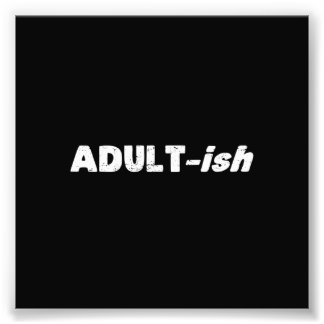 Adulte d'Adulte-ish d'Adultish Photographes