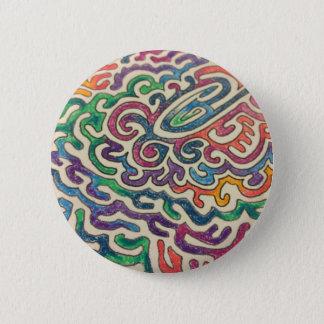 Adulting Zen 2 Inch Round Button
