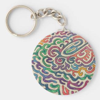 Adulting Zen Keychain