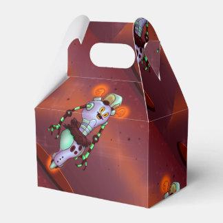 ADUZ CUTE CARTOON ROBOT   Favour Box Favor Boxes