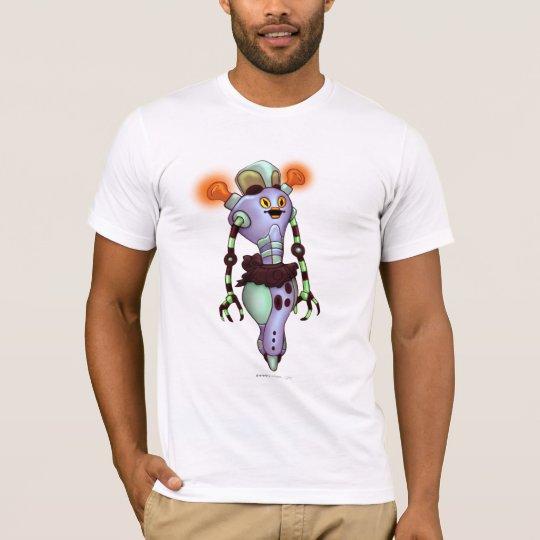 ADUZ CUTE ROBOT Basic American Apparel T-Shirt
