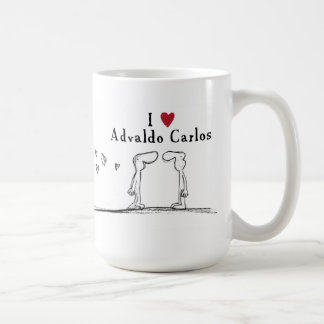 Advaldo Carlos Coffee Mug