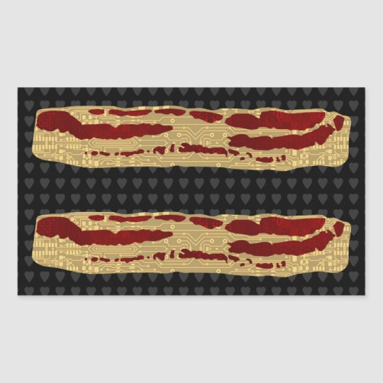 Advanced Bacon Technology Sticker