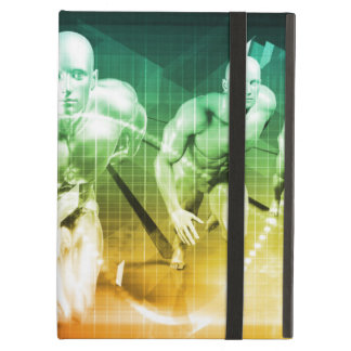 Advanced Technology as a IT Concept Background iPad Air Case